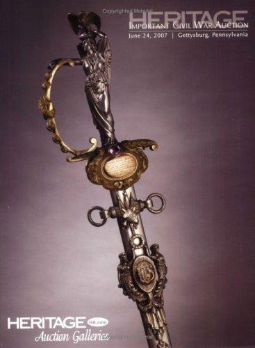 9781599671505: HSA Civil War Platinum Auction Catalog #663