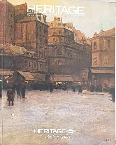 9781599671987: Heritage Signature Fine Arts Auction #656