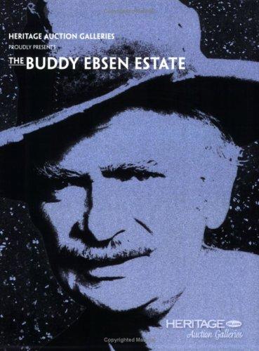 9781599672311: Heritage Music & Entertainment Signature Auction #688 The Buddy Ebsen Estate