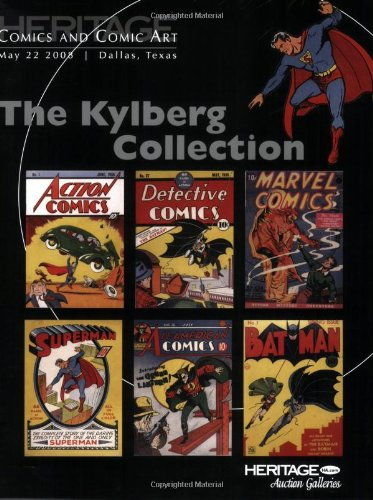 9781599672564: Heritage Comics and Comic Art Auction #828 The Kylberg Collection