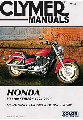 9781599691411: Honda VT1100 Series 1995-2007 (CLYMER MOTORCYCLE REPAIR)