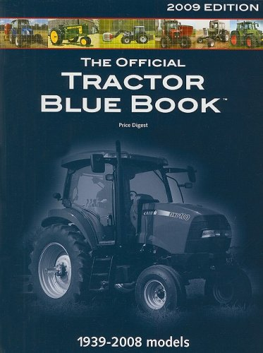 9781599692302: The Official Tractor Blue Book