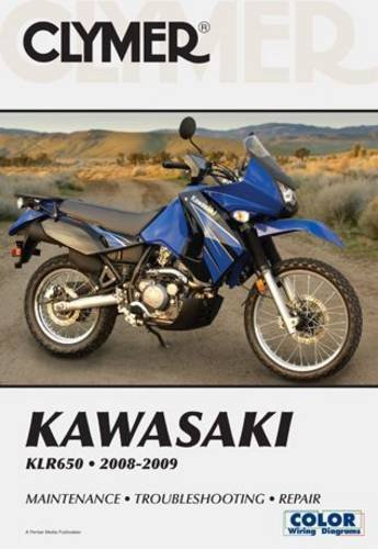 9781599692852: Clymer Kawasaki Klr650 2008-2009 (Clymer Motorcycle Repair)