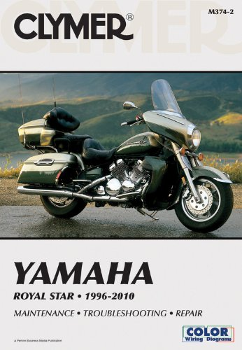 9781599693866: Yamaha Royal Star 1996-2010 (Clymer Manuals: Motorcycle Repair)
