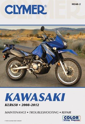 Kawasaki KLR650 2008-2012 (Clymer Motorcycle Repair): Penton Staff