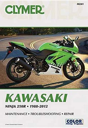 Kawasaki Ninja 250R 1988-2012 (Clymer Manuals: Motorcycle Repair): Penton Staff
