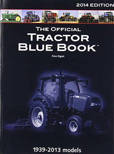 9781599696584: The Official Tractor Blue Book 2014