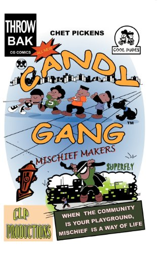 Candy Gang Mischief Makers: Pickens, Chet