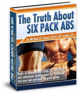 9781599716282: The Truth about Six Pack Abs