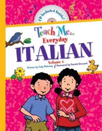9781599721071: 1: Teach Me Everyday Italian (English and Italian Edition)
