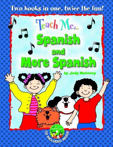 9781599726021: Teach Me Spanish & More Spanish, Bind Up Edition (Spanish and English Edition)