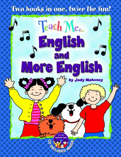Teach Me English & More English, Bind Up Edition: Judy Mahoney