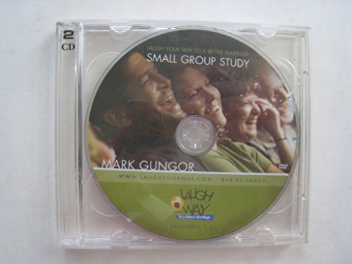 9781599758077: Laugh Your Way to a Better Marriage Small Group Study