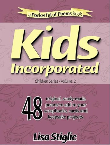 9781599780047: 2: A Pocketful of Poems Book: Kids Incorporated (Childrens Series)
