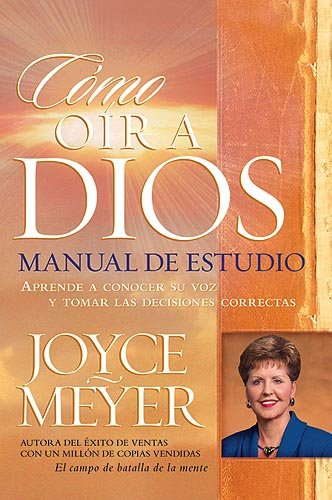 9781599790343: Como Oir A Dios Manual De Estudio (Spanish Edition)