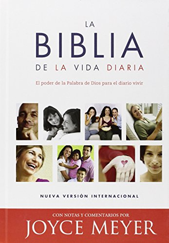 La Biblia de la vida diaria - Tapa dura: El poder de la Palabra de Dios para el diario vivir (Spanish Edition) (1599791188) by Joyce Meyer