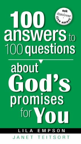 9781599792736: 100 Answers To 100 Questions About God's Promises