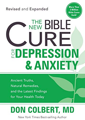9781599797601: NEW BIBLE CURE FOR DEPRESSION ANXIETY T (New Bible Cure (Siloam))