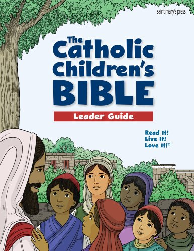9781599820422: The Catholic Children's Bible Leader Guide