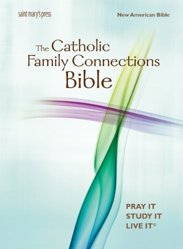 9781599820880: The Catholic Family Connections Bible-NAB-paperback