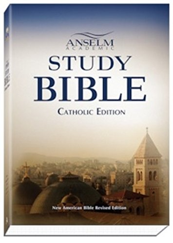 9781599821245 Anselm Academic Study Bible New American