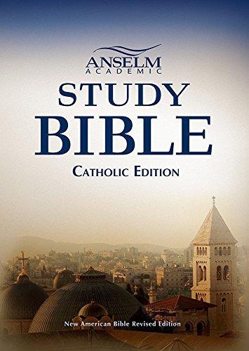 Anselm Academic Study Bible hard cover