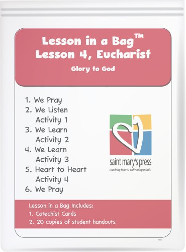 9781599823904: Lesson in a Bag-Eucharist Lesson 4