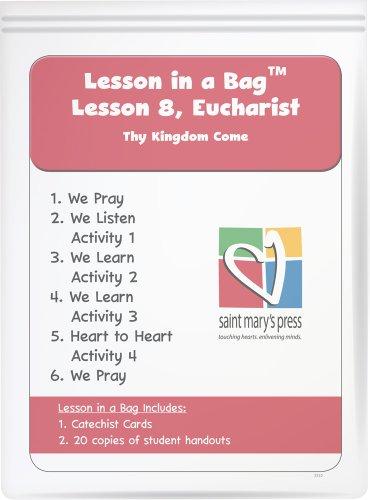 9781599823942: Lesson in a Bag-Eucharist Lesson 8