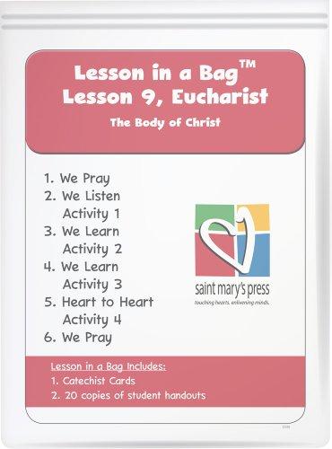 9781599823959: Lesson in a Bag-Eucharist Lesson 9