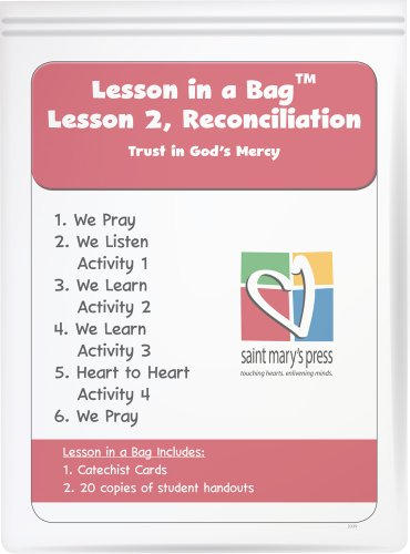 9781599823997: Lesson in a Bag-Reconciliation Lesson 2