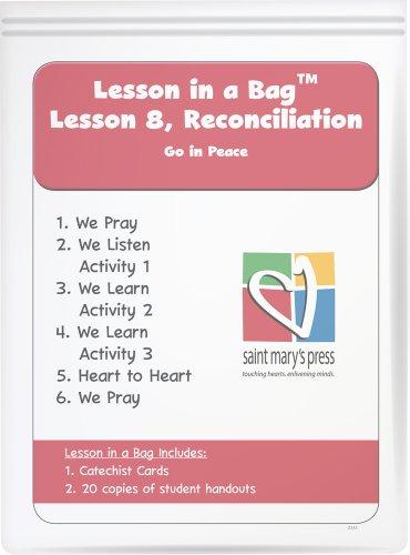 9781599824055: Lesson in a Bag-Reconciliation Lesson 8
