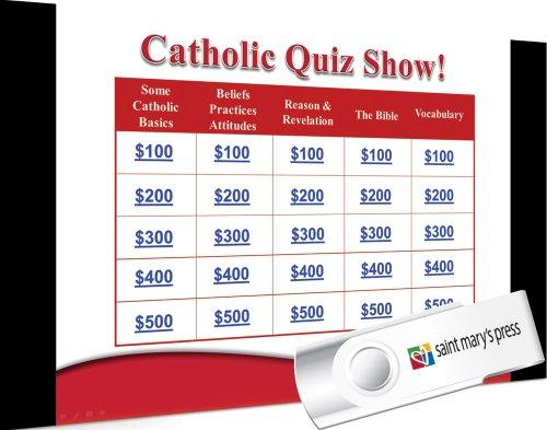 9781599824147: Catholic Quiz Show: The Catholic Faith Handbook for Youth Edition