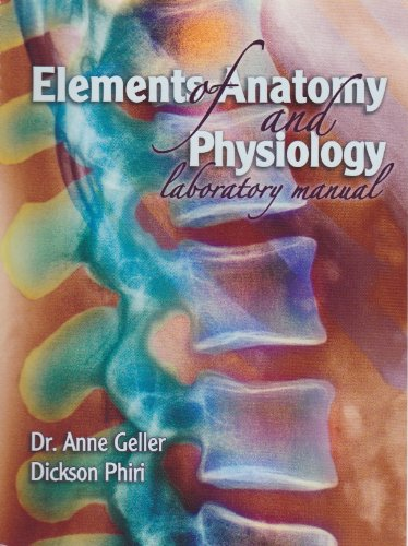 9781599840406: Elements of Anatomy and Physiology Laboratory Manual