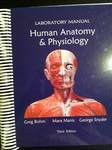 Loboratory Manual Human Anatomy and Physiology: Bohm, Manis, Snyder