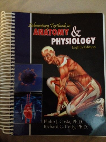 9781599841090: Laboratory Textbook in Anatomy and Physiology