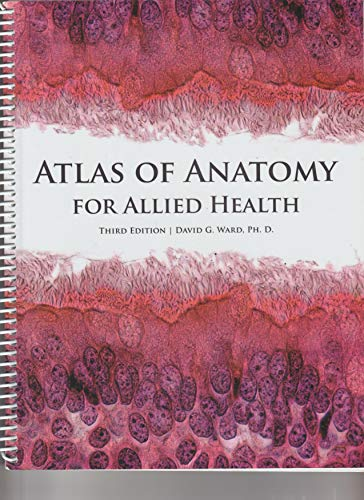 9781599841595: Atlas of Anatomy for Allied Health