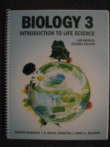 9781599842264: BIOLOGY 3 Inroduction to Life Science