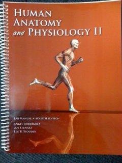 9781599843537: Human Anatomy and Physiology II Lab Manual (4th Edition) Broward College