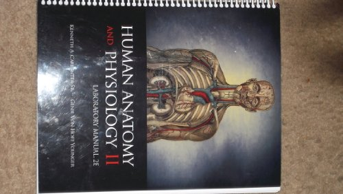 9781599845562: Human Anatomy and Physiology II., Laboratory Manual (Laboratory manual for Southwest TN Community College)