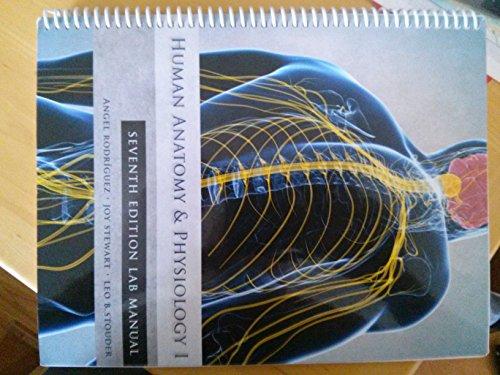 9781599847382: Human Anatomy & Physiology 1 Lab Manual