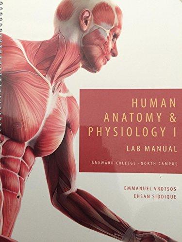 Human Anatomy & Physiology Lab Manual: bluedoor, LLC