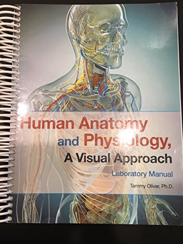 9781599848976: Human Anatomy and Physiology, a Visual Approach ...