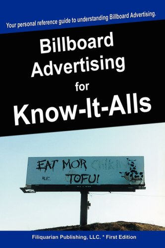 9781599862217: Billboard Advertising for Know-it-alls