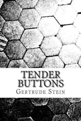 9781599865416: Tender Buttons
