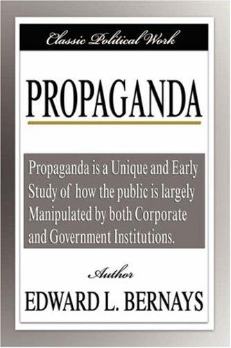 9781599867007: Propaganda