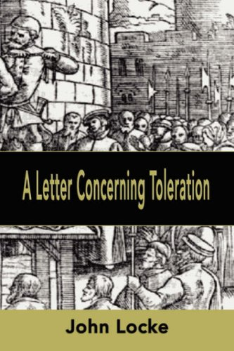 9781599867625: A Letter Concerning Toleration