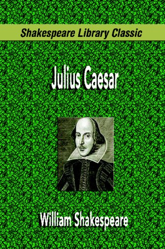9781599867755: Julius Caesar (Shakespeare Library Classic)