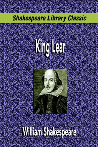 9781599867830: King Lear (Shakespeare Library Classic)