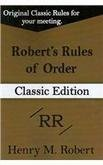 9781599869414: Robert's Rules of Order (Classic Edition)