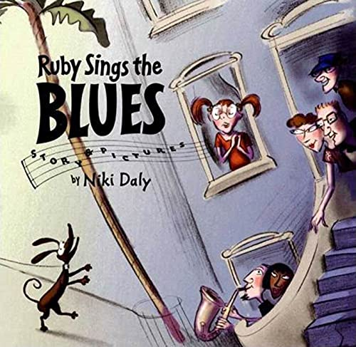 9781599900292: Ruby Sings the Blues